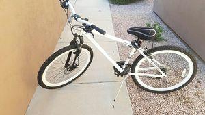 Genesis mountain shocks disc brakes Shimano 21 speed for Sale in Scottsdale, AZ