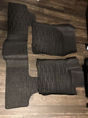 Slush mats for grand Cherokee 2011 to 2012//// 160 . Dlls set of 4 for Sale in Houston, TX