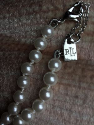 Ralph Lauren Pearl Necklace for Sale in Adelphi, MD