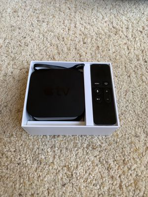 Apple TV Generation 4 for Sale in Chicago, IL
