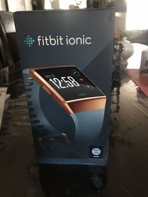 Fitbit Ionic for Sale in Takoma Park, MD