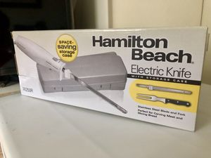 Hamilton Beach Electric Knife for Sale in New York, NY