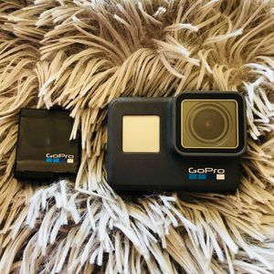 GoPro Hero6 black. Used good condition. for Sale in Alexandria, VA