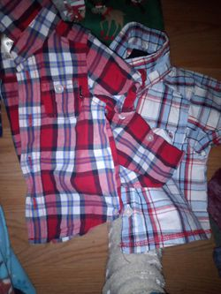 16  Shirts.     3 Months Thumbnail