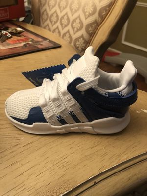 Toddler Adidas EQT size 7 for Sale in Germantown, MD