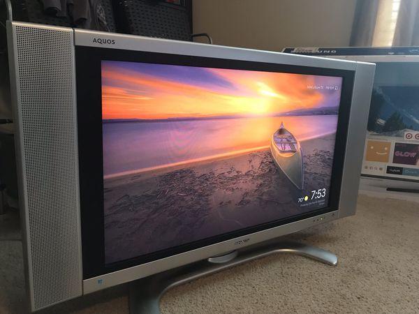 Sharp Aquos Widescreen TV for Sale in Garner, NC - OfferUp