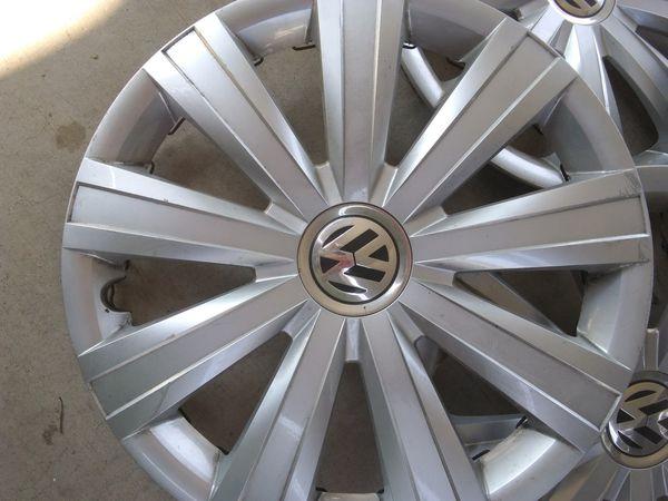 "Used Tires Visalia Ca >> Hubcaps 15"" Vw yeta for Sale in Visalia, CA - OfferUp"