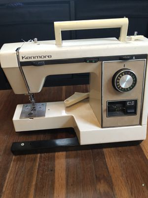Vintage Kenmore Sewing Machine for Sale in San Diego, CA