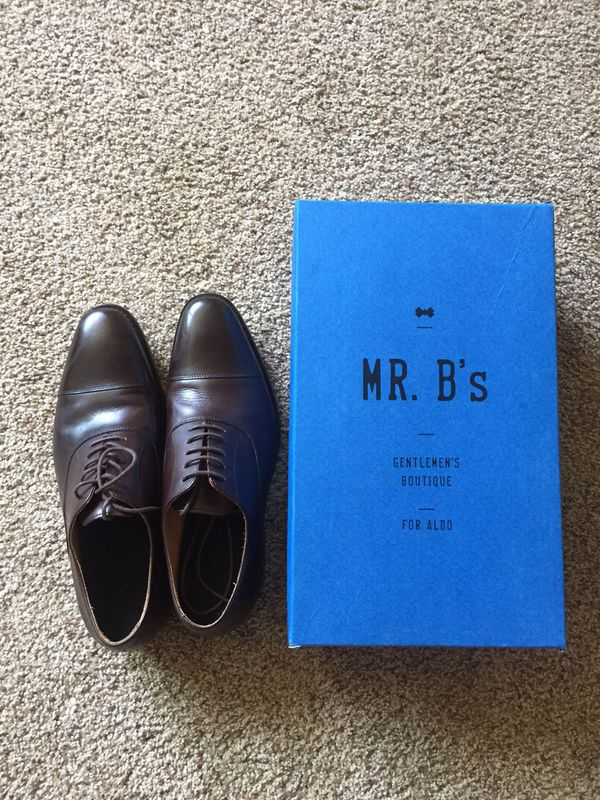 6374f8d79a MR. B's for Aldo , men's shoes, size 11 for Sale in Joint Base Lewis ...