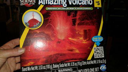 Amazing volcano Thumbnail