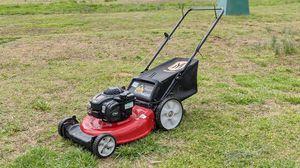 Photo Yard Machines 21 PUSH mower