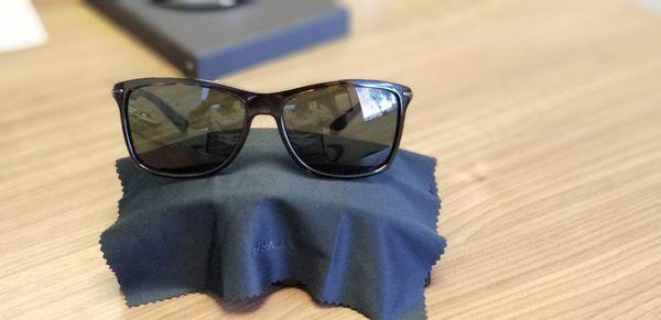 f6b813334af New Prada SPR 100 Havanna 2AU-301 SPR100 Mens Sunglasses for Sale in ...