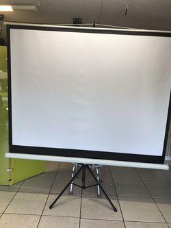 Projector screen Thumbnail