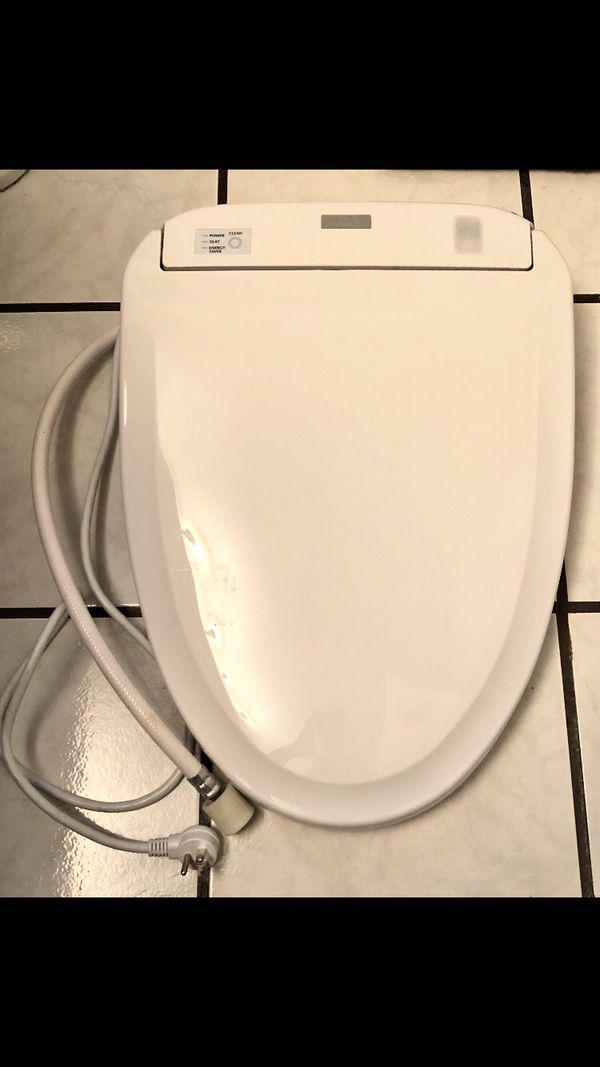 Toto WASHLET® S350e Bidet - Elongated with ewater+ for Sale in Los ...