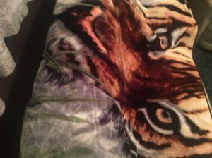 Tiger blanket for Sale in Severn, MD