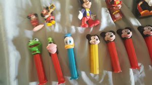 disney pez n other collection toys. for Sale in Ceres, CA
