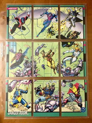 Rare X-Men 92' impel trading cards for Sale in Fairfax, VA