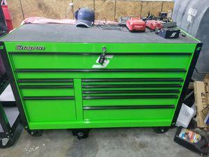Snapon box tool new solo 5 meses de uso for Sale in Orlando, FL
