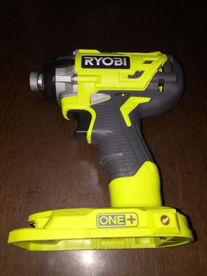 Photo Tool only. New 18 volt Brushless 3-speed Impact Never Used. Tool Only!!!