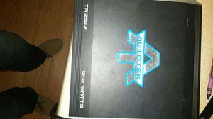 Autotek 1200 watts amp for Sale in Dallas, TX