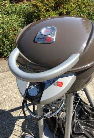 Charbroil, Infrared, patio barbecue with cover for Sale in Gig Harbor, WA