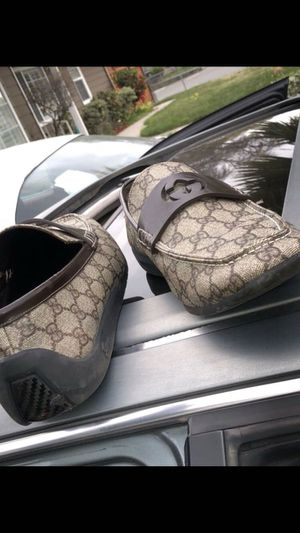 7f3541ed23c gucci shoe size 13 1 2 for Sale in Hayward