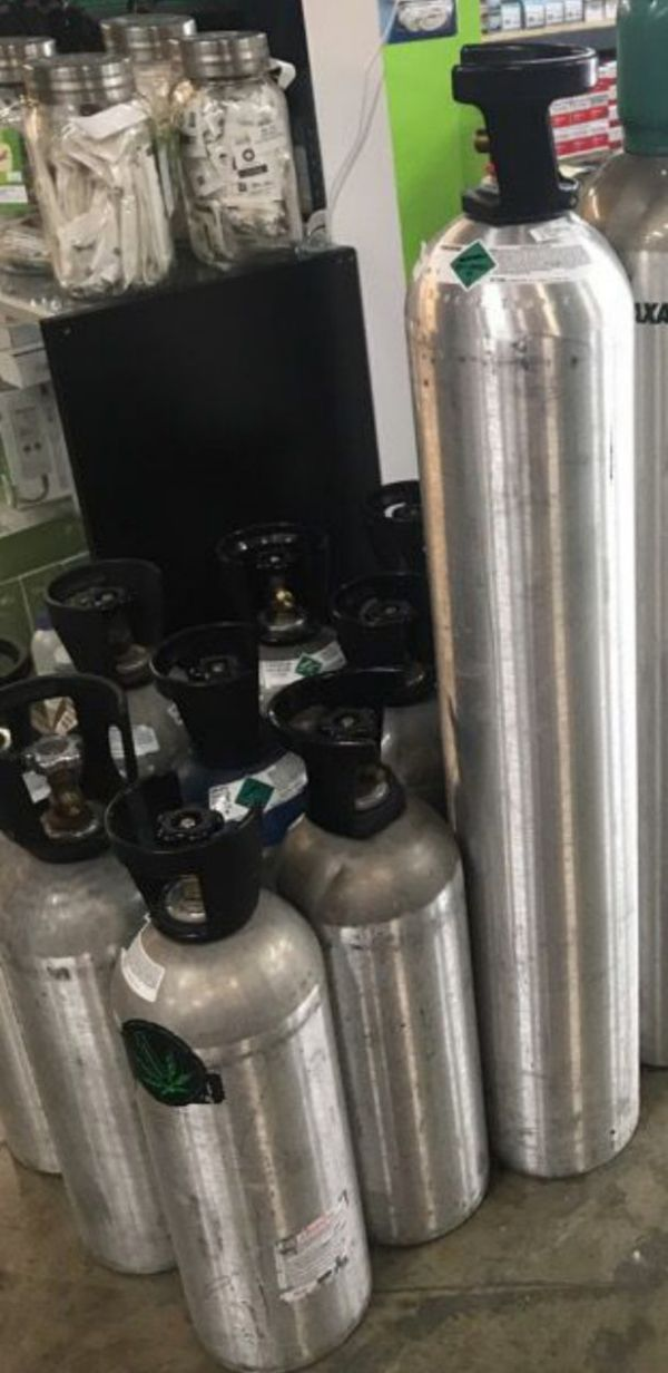 Co2 tanks for Sale in Garden Grove, CA - OfferUp