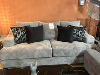 Sofa And Loveseat  Thumbnail