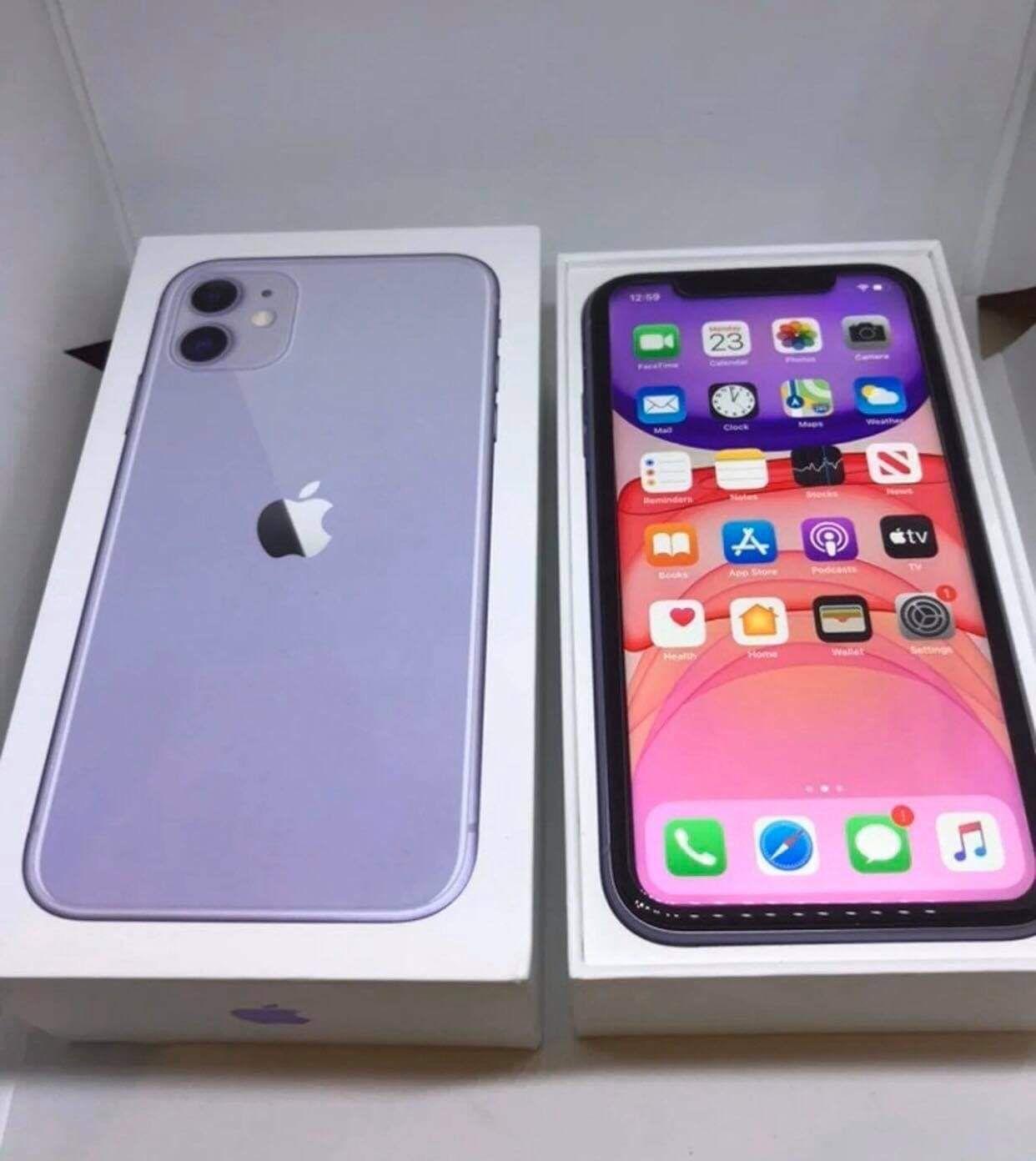 iPhone 11 Purple 256gb Unlocked