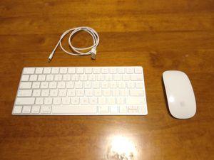 AppleMagic Keyboard & Mouse for Sale in Salt Lake City, UT