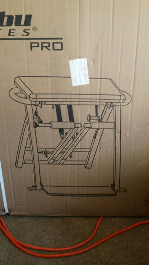 BRAND NEW* Malibu Pilate's PRO Chair w/ High Handle Bars for Sale in Fairfax, VA