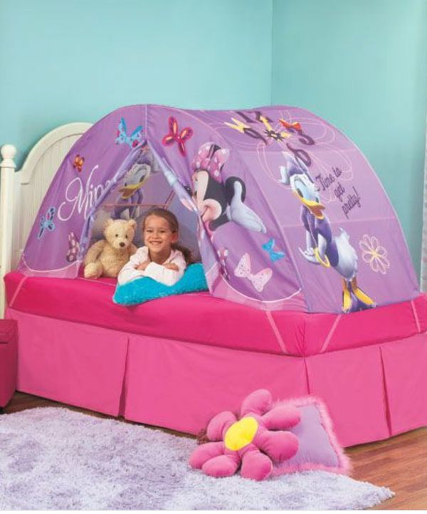 Disney Minnie Mouse Bed Tent For Sale In Round Rock Tx