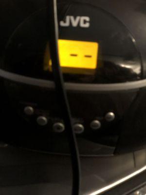 JVC mini boombox DVD for Sale in Danbury, CT