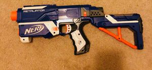 Nerf N-Strike Elite Retaliator Blaster for Sale in Frederick, MD