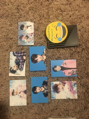BTS WINGS Tour Photocard for Sale in Murfreesboro, TN