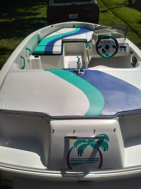 Sugar sand mirage jetboat for Sale in Akron, OH - OfferUp