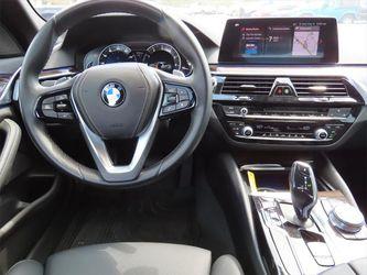 2019 BMW 5 Series Thumbnail