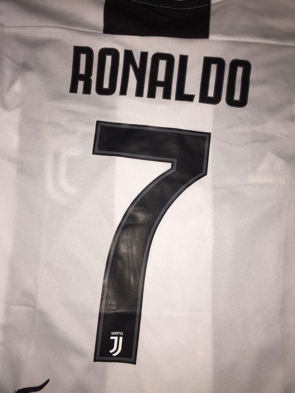 cec07e07a Ronaldo Juventus New brand shirt for Sale in Union City