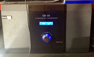GB-55 5.1 Bluetooth surround sound receiver with speakers for Sale in Chantilly, VA