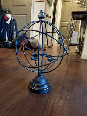 Candle globe thing for Sale in Durham, NC
