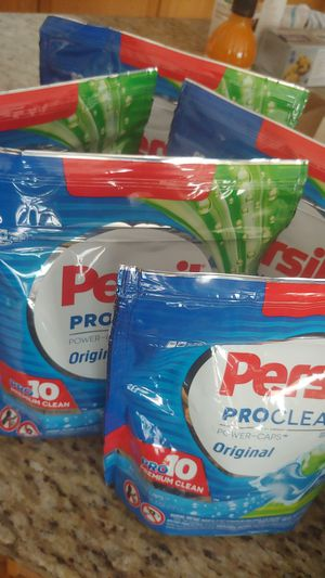 5 (16 ct) pks of Persil Pods for Sale in Frederick, MD