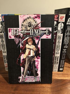 Death note 1-13 complete set for Sale in Dale City, VA