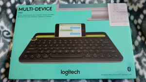 Logitech K480 Keyboard Bluetooth for Sale in Rockville, MD