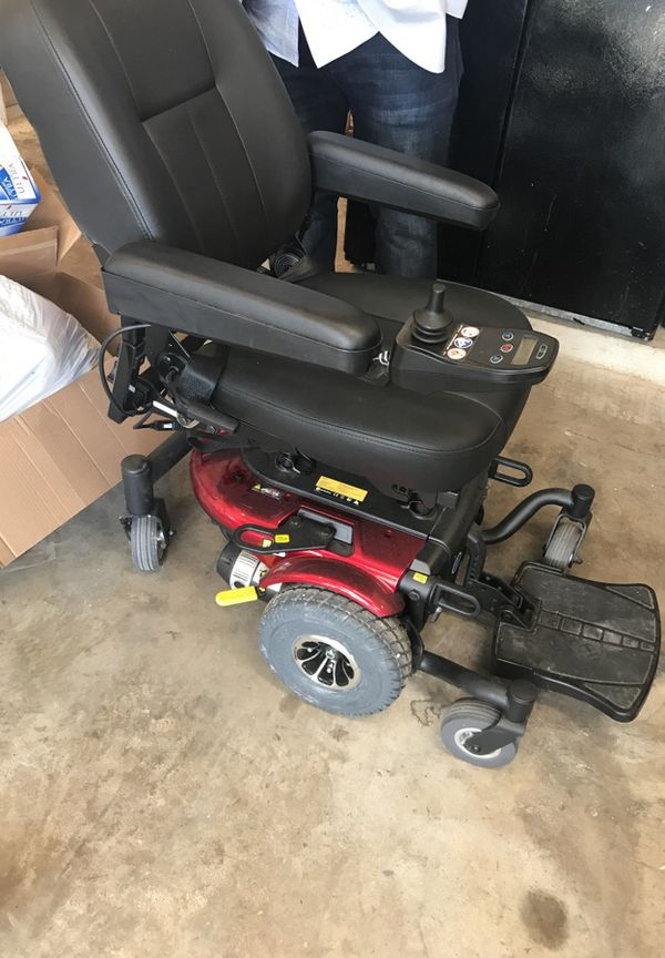 Pride Mobility J6 power wheelchair for Sale in Pearland, TX - OfferUp