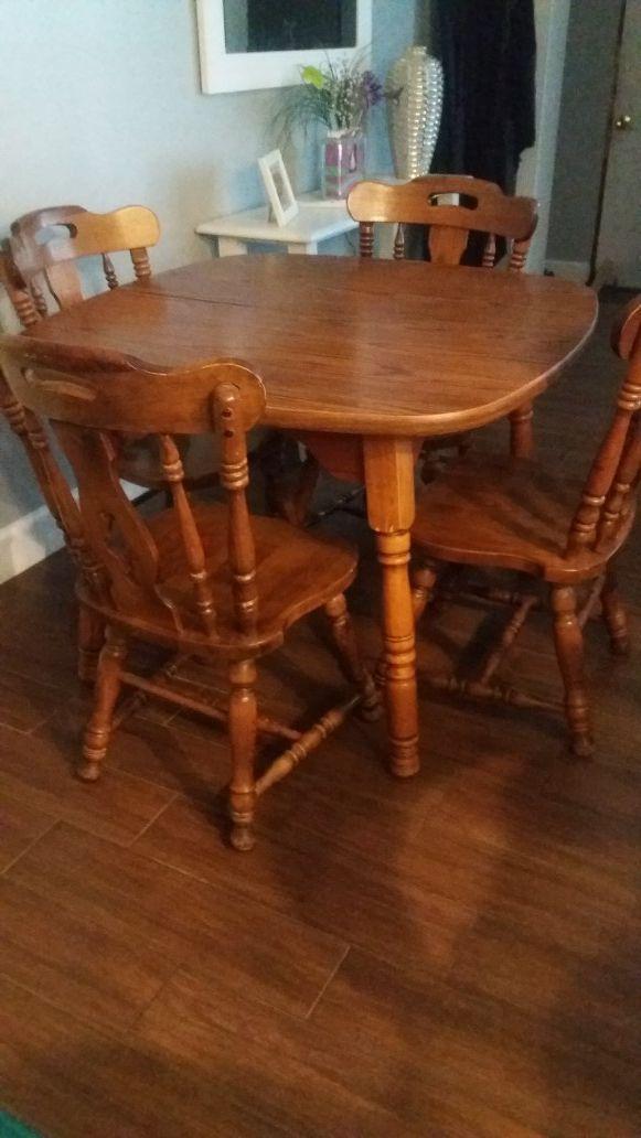 Wood Dining Table Jacksonville FL