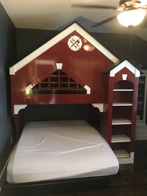 Fire house bunk bed for Sale in Leesburg, VA