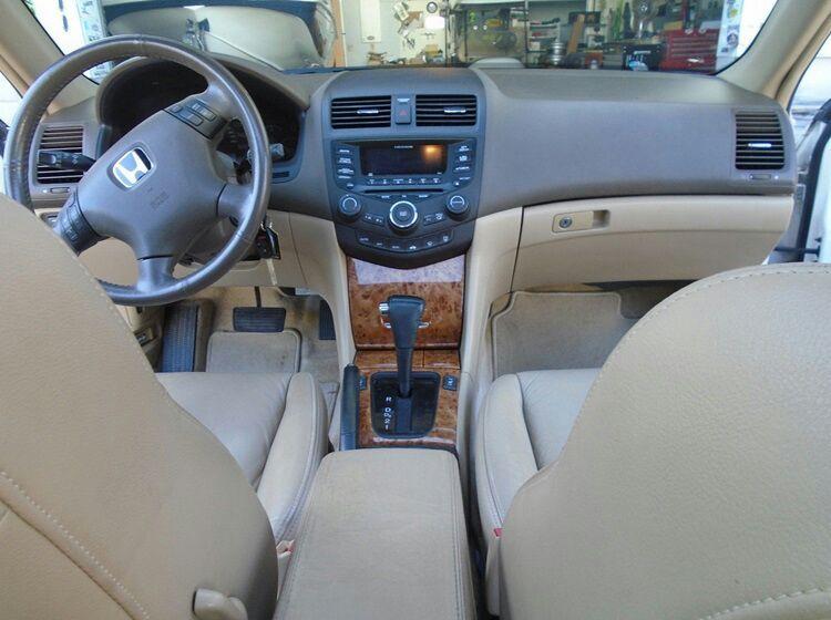 Honda Accord 2005 Fully 4 door sedan