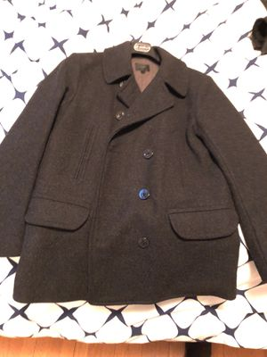 J Crew pea Coat - Large for Sale in Washington, DC