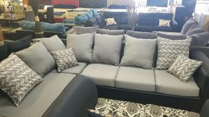 New sectional for $599 for Sale in Dallas, TX