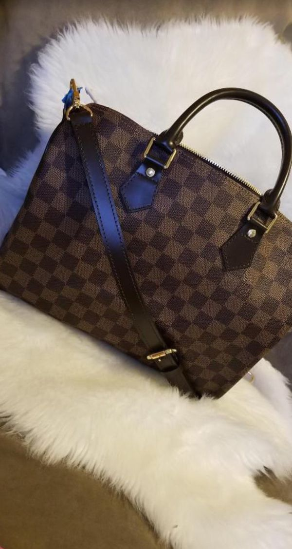 3c459fe837 Louis Vuitton speedy bandouliere 30 for Sale in La Puente
